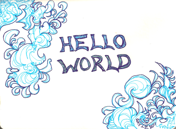 Hello, World!